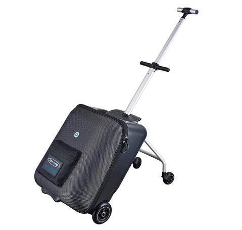 【商务款】瑞士m-cro迈古滑板车懒行李箱 可折叠收纳 家庭旅行拉杆箱儿童推车可上飞机出差