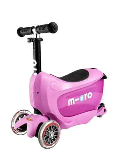 米高德陆诗迷你箱随行儿童三轮滑板车 MMD029