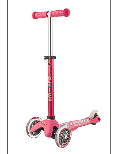 米高德陆诗迷你儿童三轮滑板车 MMD003