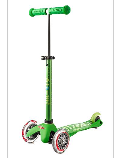 米高德陆诗迷你儿童三轮滑板车 MMD002