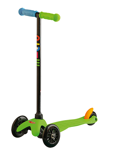 瑞士m-cro迈古乐动儿童三轮滑板车德国原装进口 MM0090