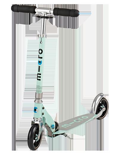 【城市代步】瑞士m-cro迈古滑板车 成人二轮可调节高度滑板车可折叠静音流畅城市代步工具