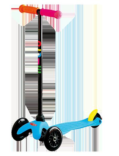 瑞士米高乐动儿童三轮滑板车德国原装进口 MM0081