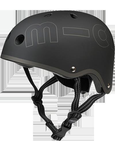 瑞士米高滑板车专用儿童头盔 黑色款