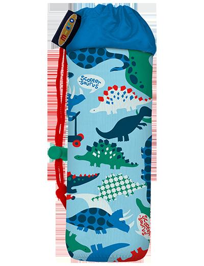 瑞士米高滑板车专用水壶袋 小恐龙款 AC4098